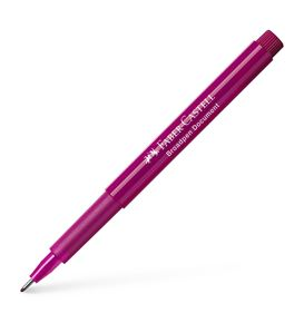 Faber-Castell - Rotulador Broadpen document magenta