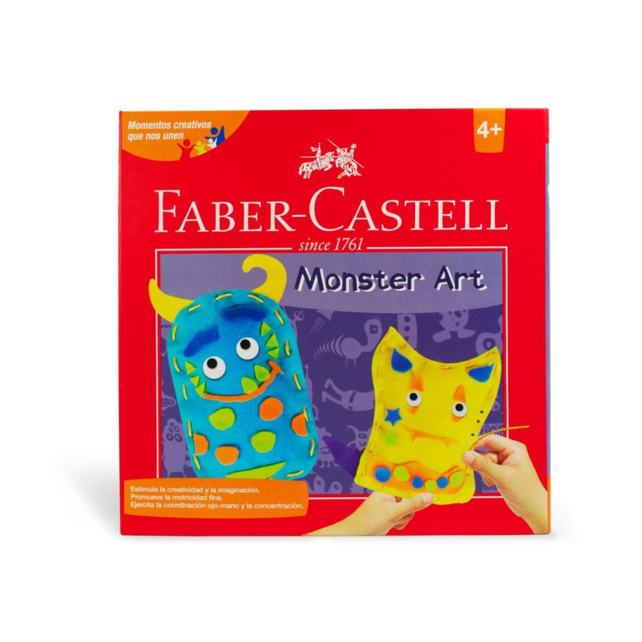 Faber-Castell - Set Monster Art